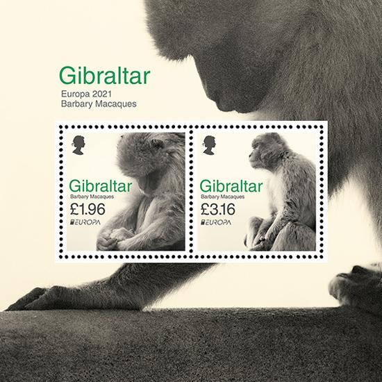 2021년도 유러파 우표