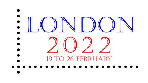 2022년으로 연기된 런던세계우표전시회
